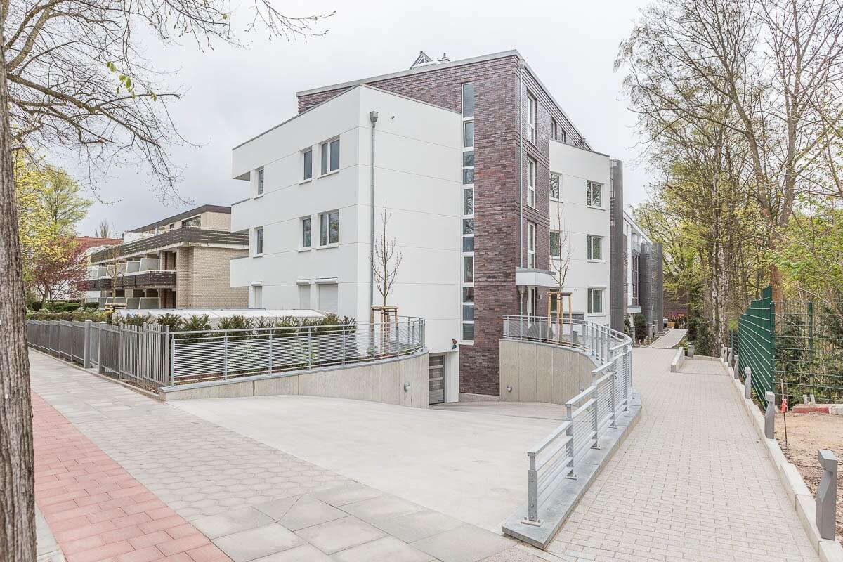 Marie Louisen Straße